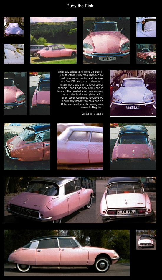 Tabblo: Ruby- our very pink DS